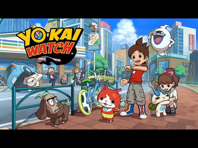 YO-KAI WATCH - Tráiler introductorio (Nintendo 3DS)