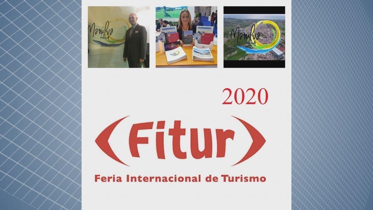 LA ACTIVIDAD MUNICIPAL NO CESA: FITUR 2020