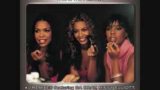 Michelle Williams//Destiny's Child-Heard A Word (Bonus Track) This is the Remix album (2002)