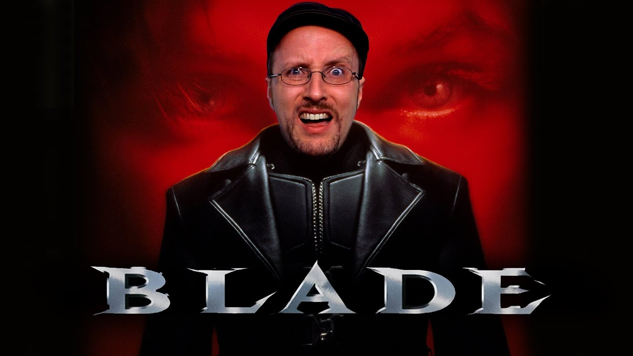 Blade - Nostalgia Critic - Channel Awesome