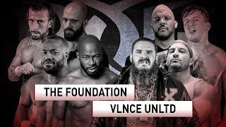 The Foundation vs. VLNCE UNLTD, Joe Keys vs. LSG   Ring of Honor Tuesday at 10 p.m. ET