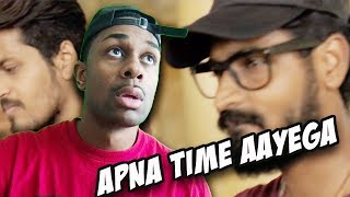 Apna Time Aayega | Gully Boy | Ranveer Singh  Alia Bhatt | DIVINE | Dub Sharma |  reaction