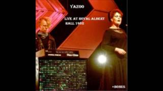 Yazoo, 1982 -  Live at the Royal Albert Hall