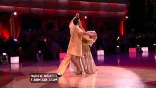 dwts helio julianne w8
