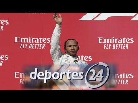 Lewis Hamilton conquista su sexto titulo mundial de Formula 1