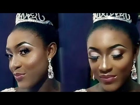 BRIDAL MAKEUP TUTORIAL( Nigerian Weddings)