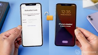 How to Unlock iPhone X without Apple ID/Activation Lock (iOS 14 Supported)
