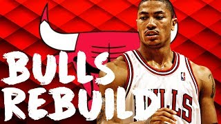 GREATEST TEAM OF ALL-TIME!?!? 2010 BULLS REBUILD!! NBA 2K19
