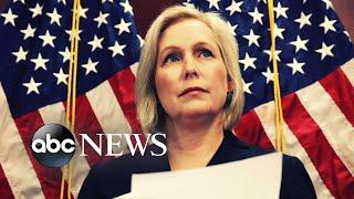New York Senator Kirsten Gillibrand announces 2020 presidential run