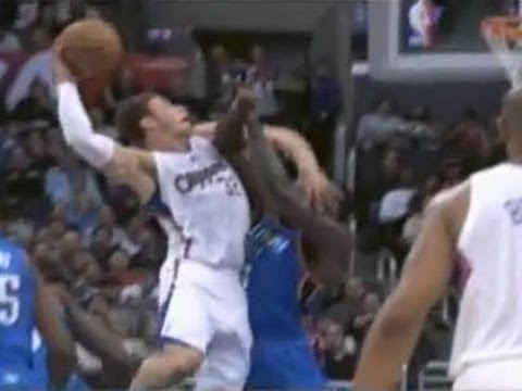 Blake Griffin Monster Dunk Nukes Kendrick Perkins