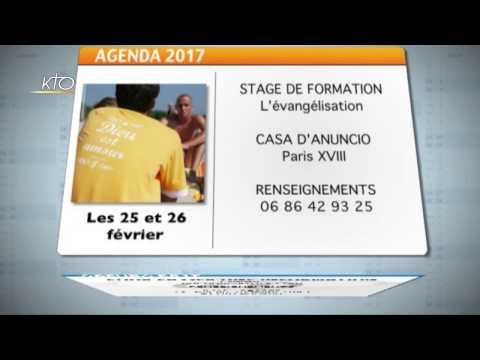 Agenda du 10 février 2017