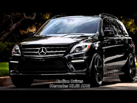 Mercedes ML63 AMG : HRE Wheels