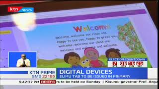 JKUAT launches digital devices to be used in Primary Schools