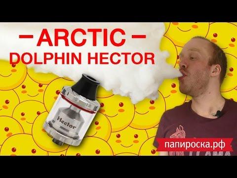 Arctic Dolphin Hector RTA - обслуживаемый бакомайзер - видео 1
