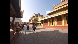 2015-01-10 Royal Palace, Mandalay