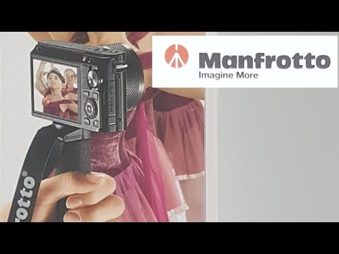 Manfrotto Compact Monopod MMCOMPACT-BK Review & Test