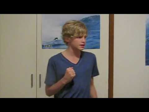 Cody Simpson- I Believe I Can Fly