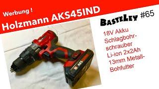 Holzmann AkkuBohrSchrauber #65
