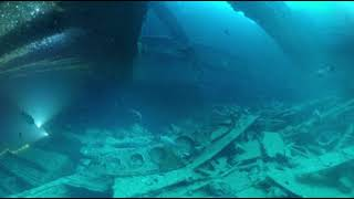 Thistlegorm - Hold 2 / Deck 1