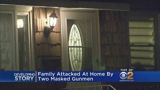Masked Gunmen Terrorize Long Island Family