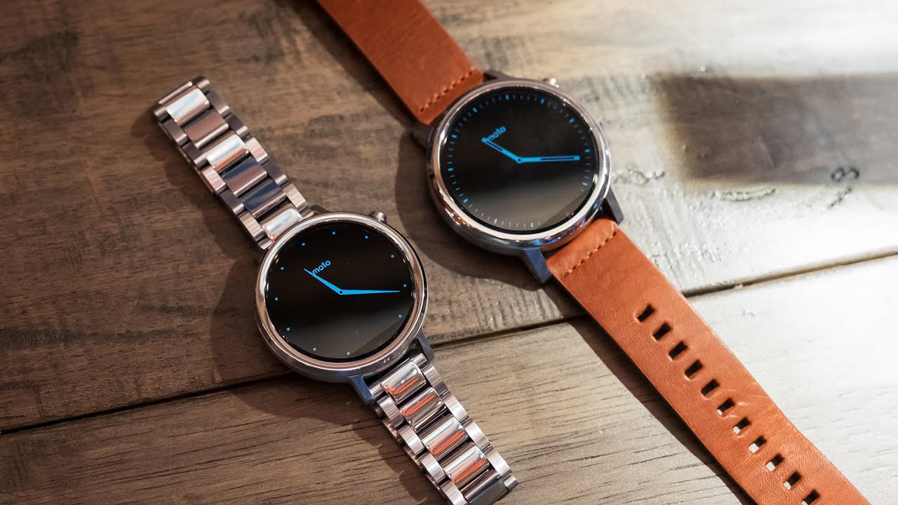 The new Moto 360 watches for 2015 thumbnail