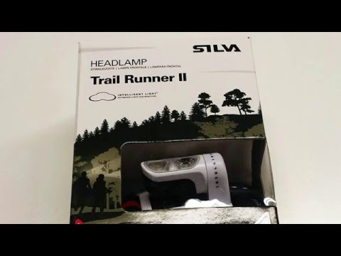 Praxistest: Stirnlampe Silva Trail Runner II