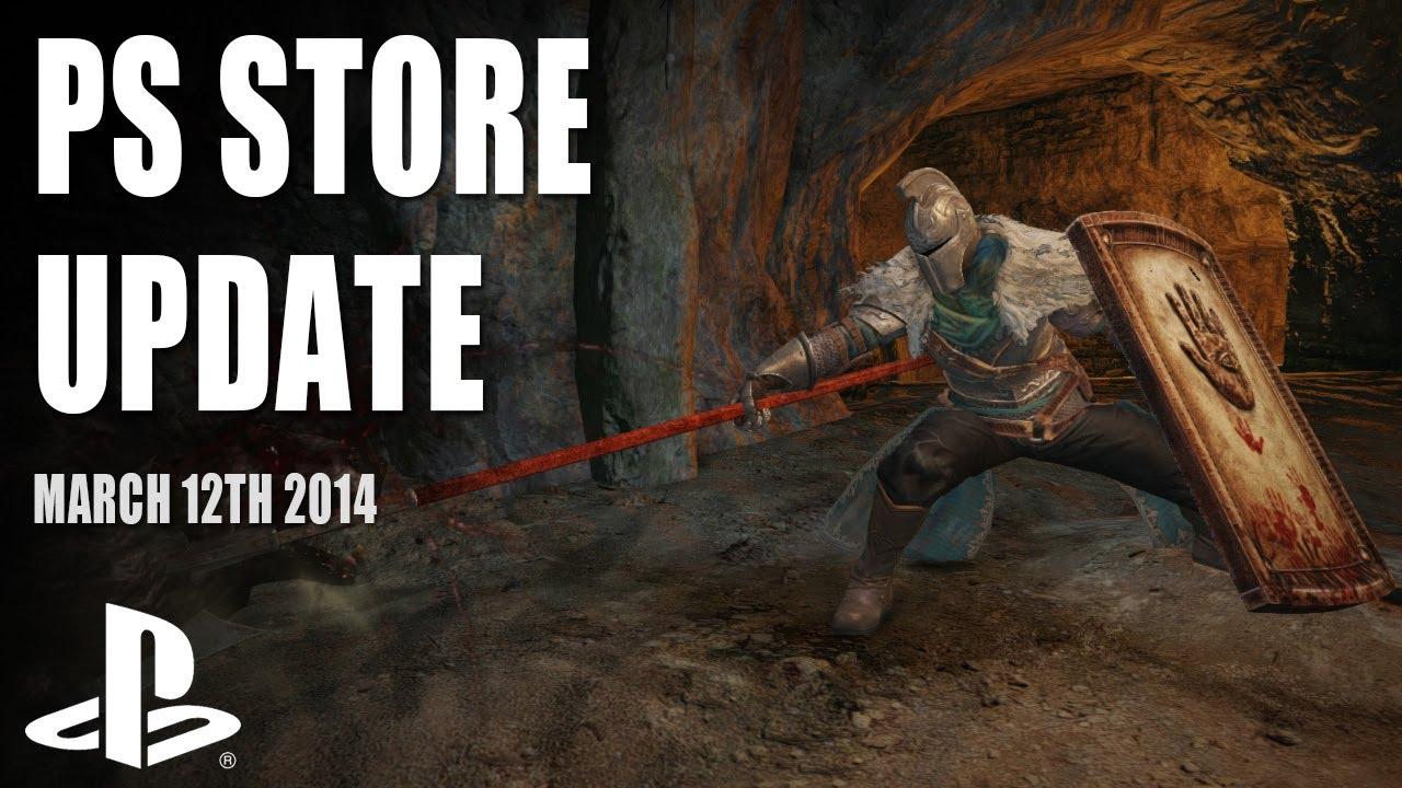 Aggiornamento PlayStation Store: Dark Souls II, The Walking Dead e altro
