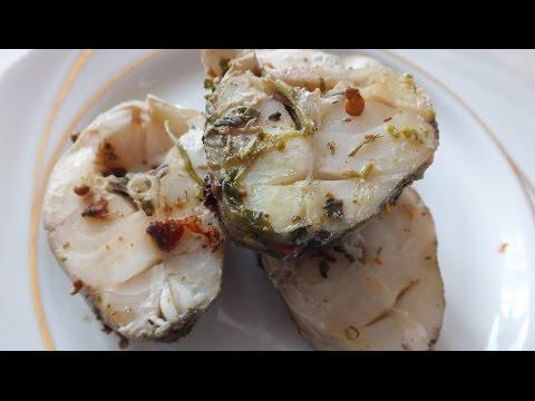 Минтай на пару в мультиварке  диета по Дюкану Атака рецепт рыба на пару