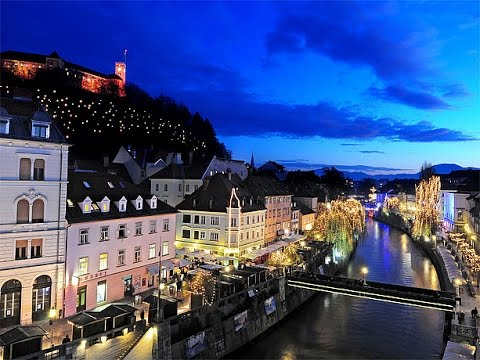 Check this amazing timelapse of Ljubljan
