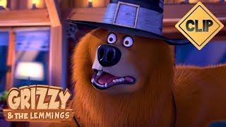 SOS Fantômes pour Grizzy - Grizzy et les Lemmings
