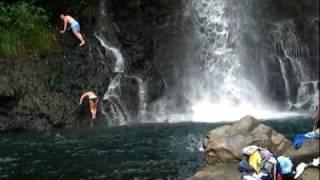 preview picture of video 'Ile de La Réunion Bassin des aigrettes Ravine Saint Gilles'