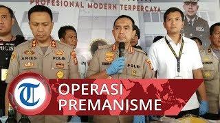 Polres Metro Jakarta Utara Tangkap 145 Orang Hasil Penindakan terkait Premanisme