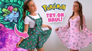 *HUGE* Pokémon X Blackmilk Clothing HAUL & REVIEW!