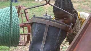 preview picture of video 'Premier Puits d'AVOPIC Afrique dans la commune de Boukombé'