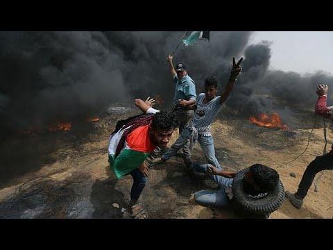 Νέα επεισόδια στη Γάζα – Δύο νεκροί και δεκάδες τραυματίες