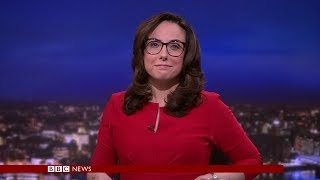 Goodbye/End Bulletin - BBC News Channel/World - US/India/Aust Facing