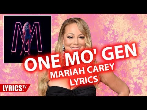 One Mo' Gen LYRICS | Mariah Carey | from the Album CAUTION lyric & songtext