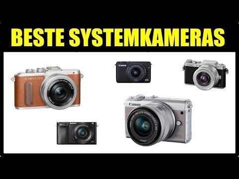 🎥 DIE BESTEN SYSTEMKAMERA 2018 MODELLE ★ Systemkamera Test 2018 ★ Beste Systemkamera für Anfänger..