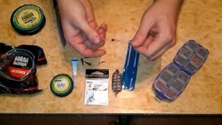 Оснастки для ловли сазана своими руками