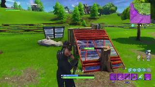 Getting Used To My New Sensitivity & Instant Builds! (Fortnite Battle Royale Gameplay)