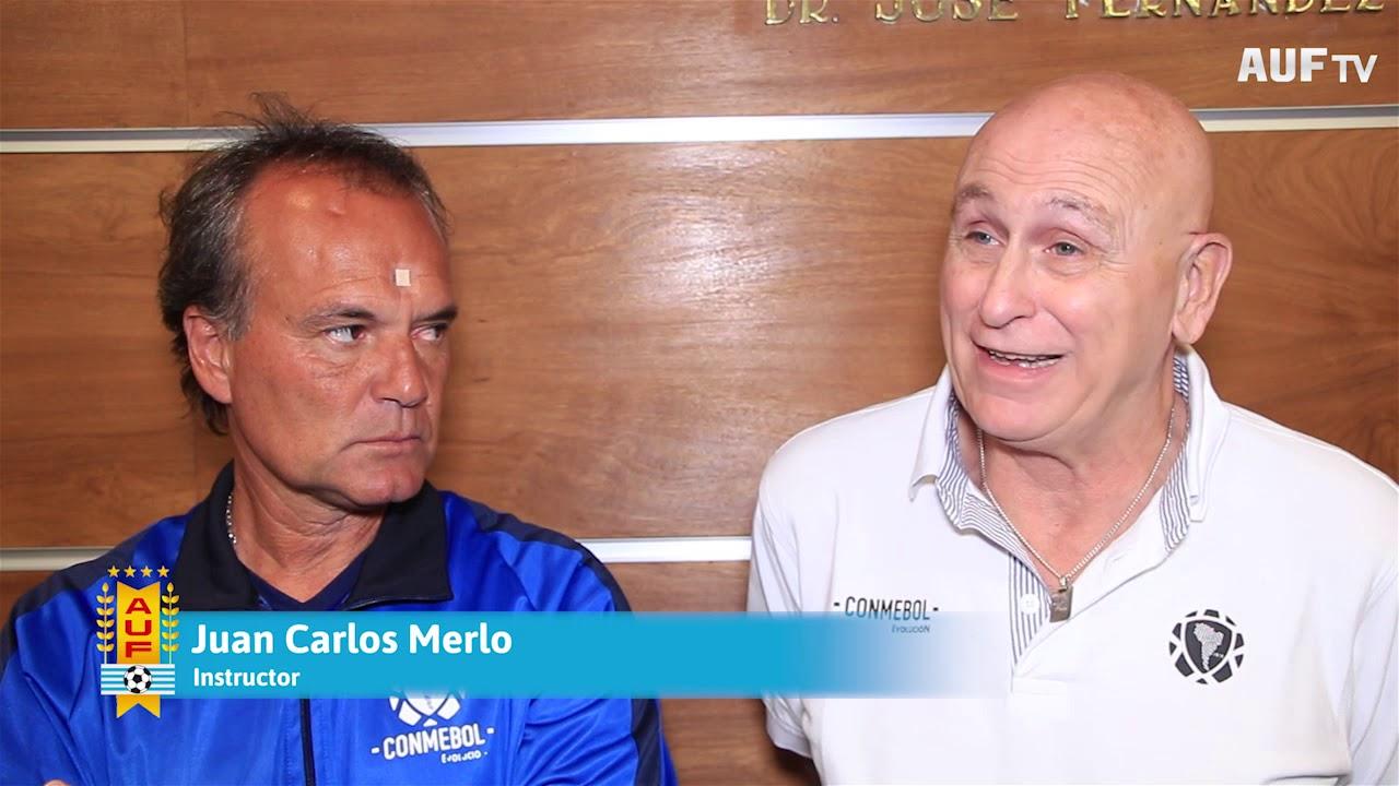 Curso CONMEBOL - AUF para entrenadores de juveniles