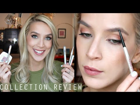 Video Benefit Brow Collection Review + Demo | Hits & Misses