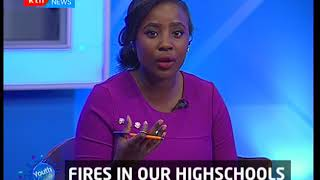 Youth Cafe: Fires in our high schools