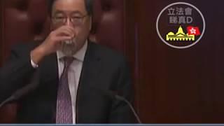 尹兆堅發火鬧【梁君彥「吹黑哨」可恥!!