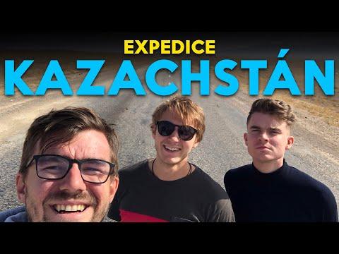 Expedice Kazachstán | KOVY
