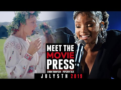 Meet The Movie Press: The Little Mermaid casting, LAOFCS awards, Knives Out, & Midsommar Reviewed