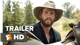 The Duel Official Trailer 1 2016  Liam Hemsworth Woody Harrelson Movie HD