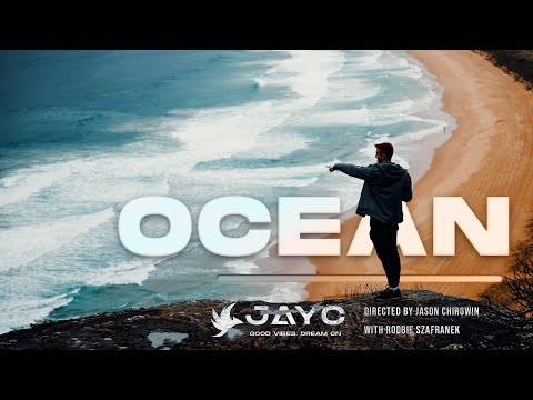 Martin Garrix feat. Khalid - Ocean (Lyric Video / Music Video)