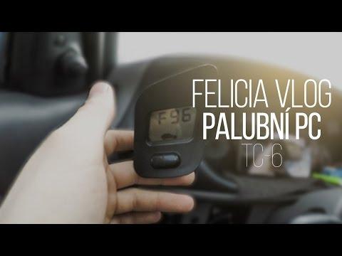 Felicia vlog 002  | Palubní PC - Funkce a dojmy [CZ/1440p/60FPS]