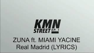 Kmn über Real Madrid